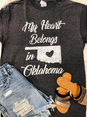 My Heart Belongs in OK
