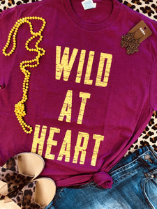 Wild at Heart Tees