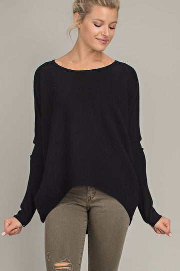 The Dora Pullover with Dolman Sleeves