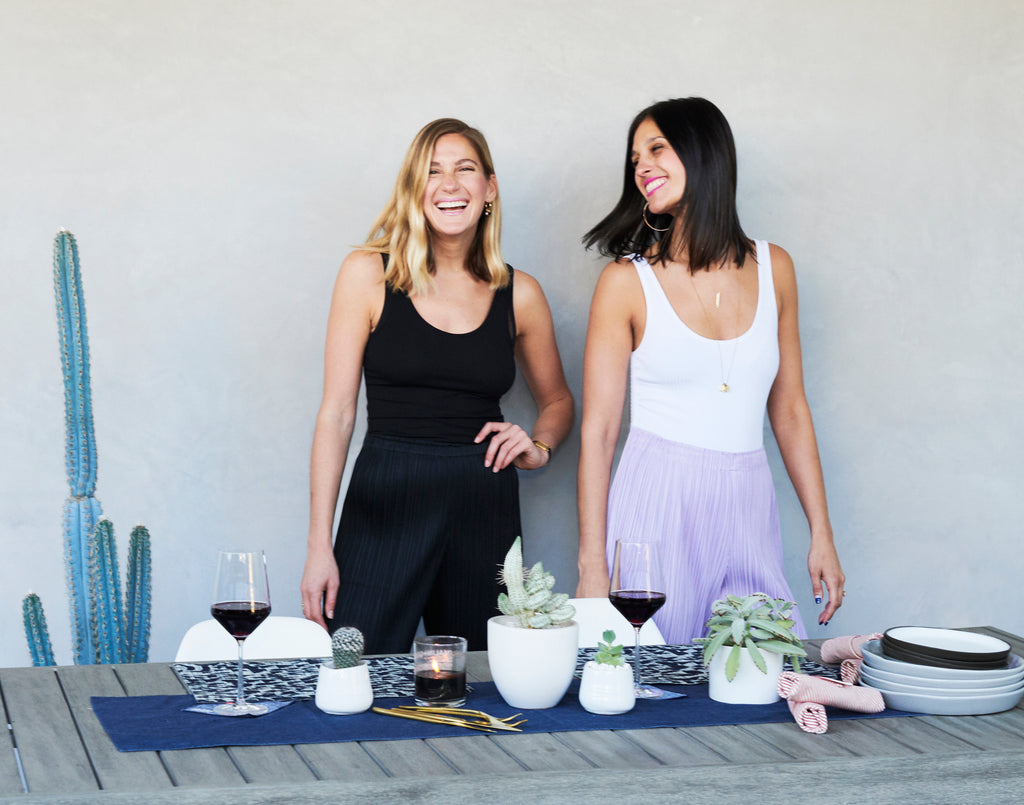 Meet Nikki + Staci of ATELIER SAUCIER