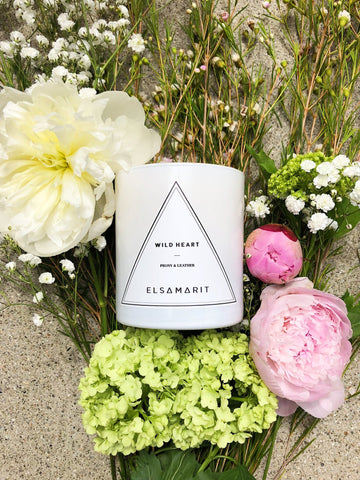 ELSAMARIT Wild Heart Candle
