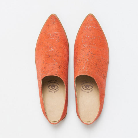 Vision Quest Shoes Coral Cork