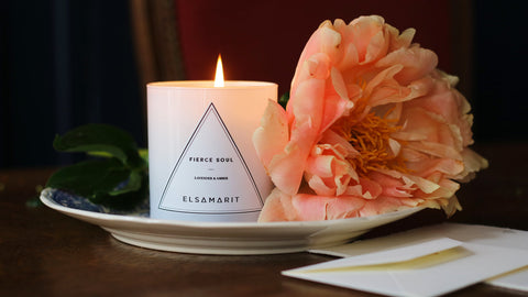 ELSAMARIT Fierce Soul Candle