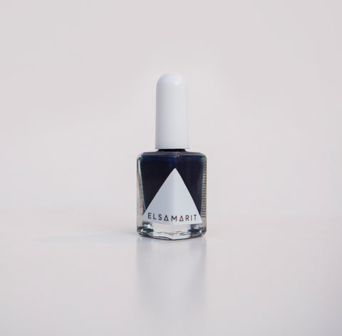ELSAMARIT Flash - Navy Polish