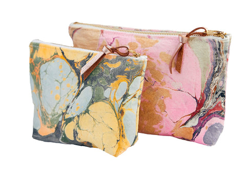 LOVE MERT Astral Marbled Pouch (Large)