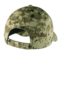 His Glory Warrior Digital Camo Cap