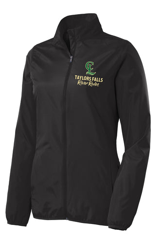 LADIES FULL-ZIP ZEPHYR JACKET