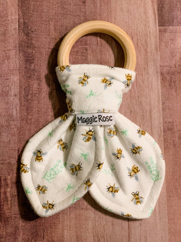 Bees teether