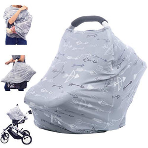 Breastfeeding Nursing Cover Carseat Canopy