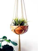 Load image into Gallery viewer, Macrame Plant Hanger, Hanging Planter