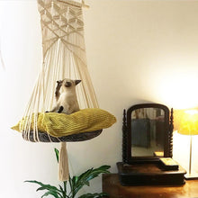 Load image into Gallery viewer, Boho Cat Swing Cage-Pets-CatCow Co