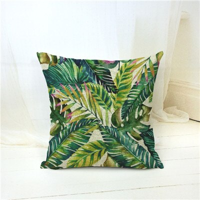 Tropical Cushion cover collection (various styles to choose from)