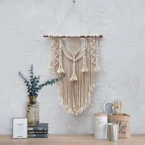 Aida Wall Hanging-Macrame-CatCow Co