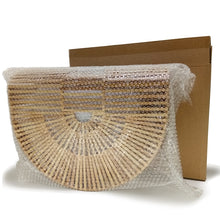 Load image into Gallery viewer, St Tropez Bamboo Clutch-CatCow Co