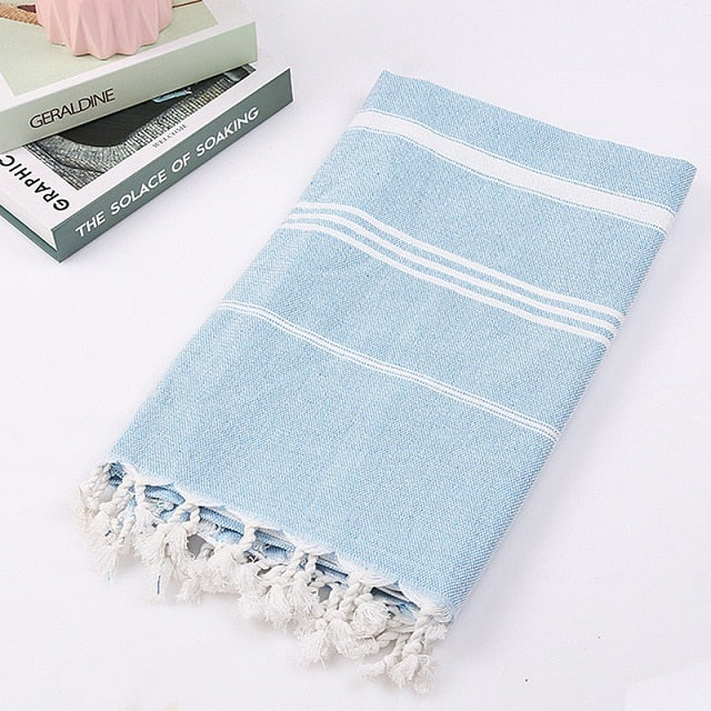 Turkish Beach Towels-CatCow Co
