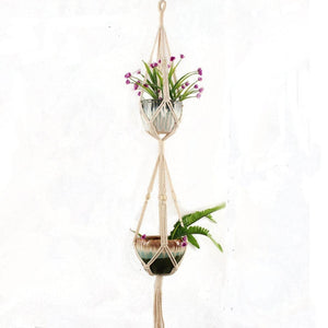 Siam Macrame Pot Hanger-CatCow Co