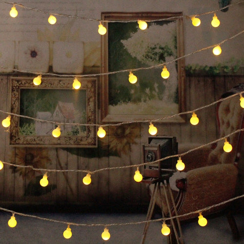10M 80 LED String Light