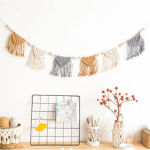 Load image into Gallery viewer, Burnt Palette Macrame Hanger-CatCow Co
