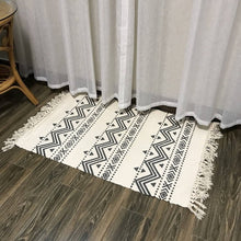 Load image into Gallery viewer, Nordic Style Area Rug (several designs available)-CatCow Co
