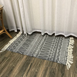 Nordic Style Area Rug (several designs available)-CatCow Co
