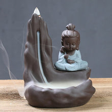 Load image into Gallery viewer, Flowing incense burner-CatCow Co
