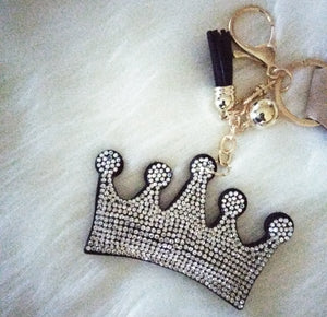 Crown Key Chain