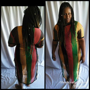 Rasta Cover-up