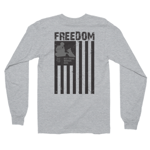 Flag Long Sleeve Shirt
