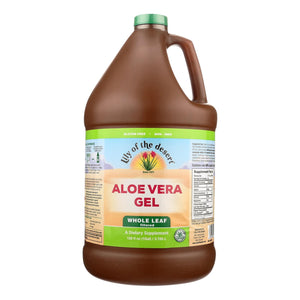 Lily of the Desert - Aloe Vera Gel - Whole Leaf - 1 gal