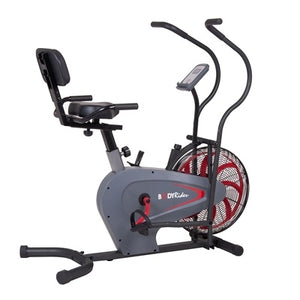 Dual Action Upright Fan Bike