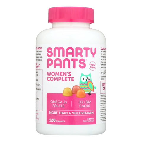 Image of SmartyPants Women's Complete - 120 count