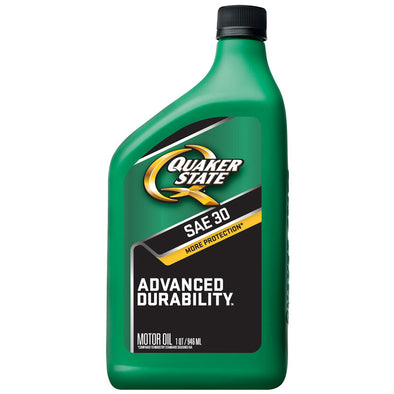 QUAKER STATE ADVANCED DURA SAE30-12/1Q