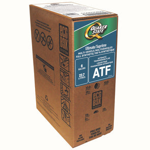 QUAKER STATE ULTIMATE SYNTHETIC MV AUTOMATIC TRANSMISSION FLUID -24/1QE