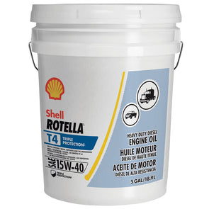 SHELL ROTELLA T4 TP 15W40-5G