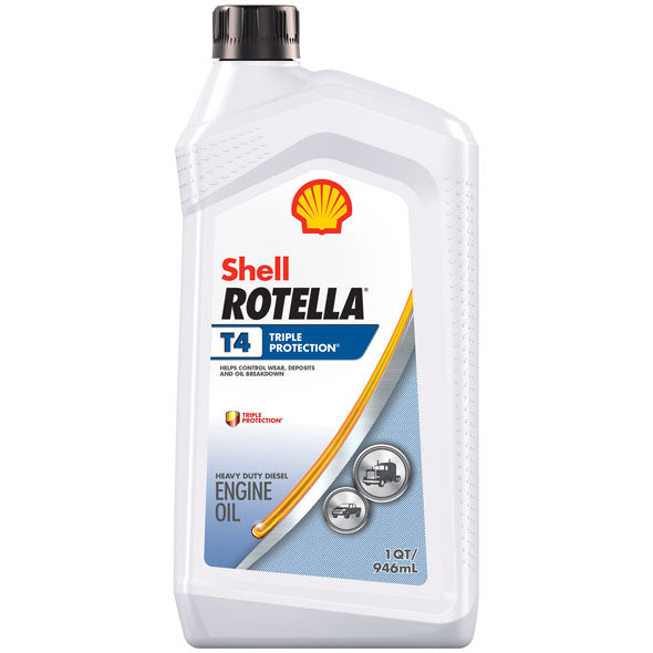 SHELL ROTELLA T4 TP 15W40-12/1Q
