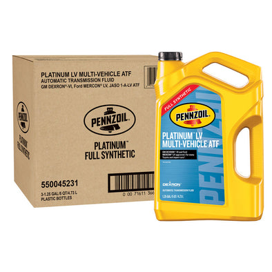 PENNZOIL DEX/MERC AUTOMATIC TRANSMISSION FLUID-3/5Q