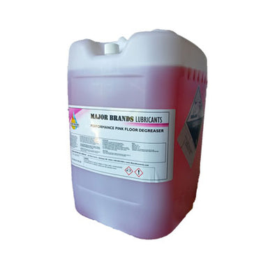 Permance Pink Floor Degreaser