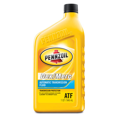 PENNZOIL DEX/MERC AUTOMATIC TRANSMISSION FLUID-6/1