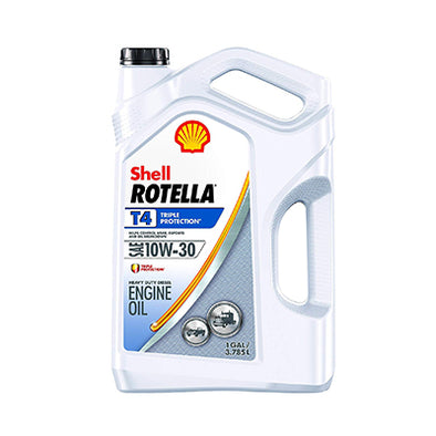 SHELL ROTELLA T4 TP 10W30-16G