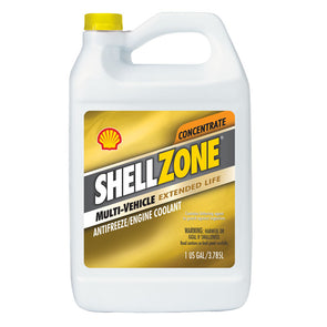 SHELLZONE FULL-STRENGTH MV EXTENDED LIFE ANTIFREEZE-6/1G
