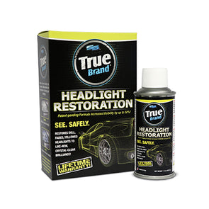 TRUE BRAND HEADLIGHT-1/1.2oz KIT