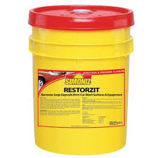 SIMONIZ RESTORIZIT WALL & EQUIPMENT CLEANER-5G
