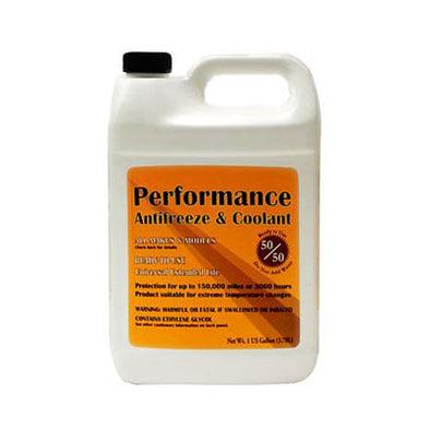 MAJOR BRANDS PRE-DILUTED EXTENDED LIFE ORANGE ANTIFREEZE-1G