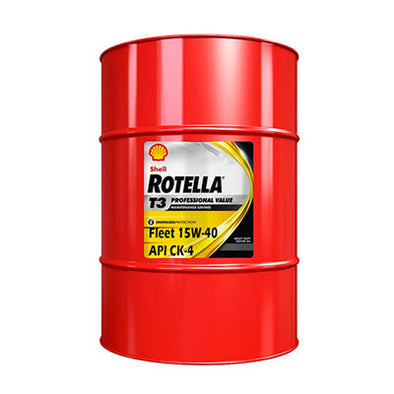SHELL ROTELLA T4 TP 15w40-55G