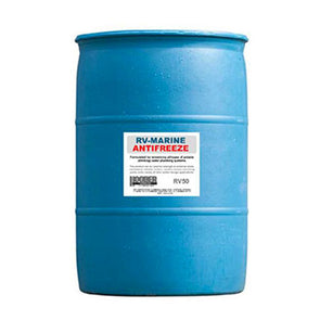 RV MARINE ANTIFREEZE 100 BLUE-55G