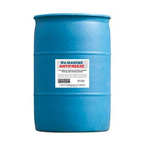 RV MARINE ANTIFREEZE 100 BLUE-BULK