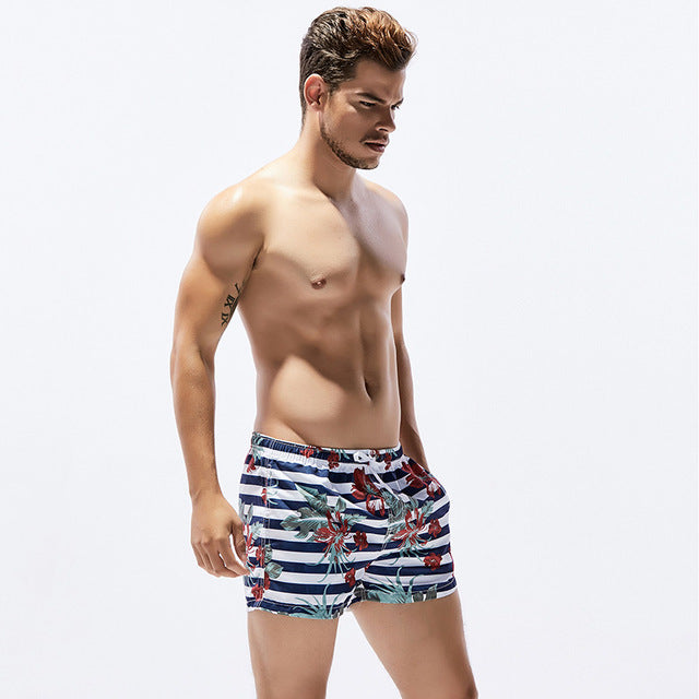 Malibu Board Shorts - Delfini Swimwear