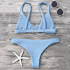 French Riviera Bikini Set - Delfini Swimwear