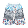 Delphi Tassel High Shorts - Delfini Swimwear