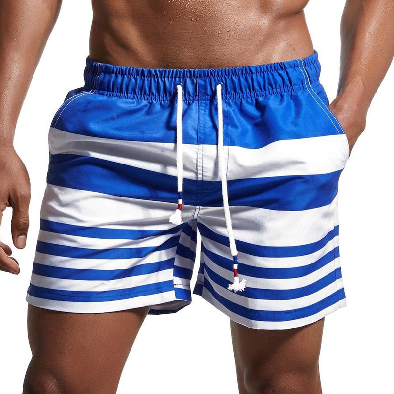 French Riviera Swim Trunks - Delfini Swimwear